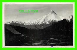 OSORNO, CHILI - MOUNT PUNTIAGUDO  - WRITTEN IN 1928 - - Chile