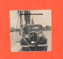 Auto Fiat Balilla Targa Roma Anni '30 - Automobili