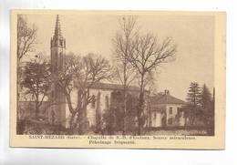 32 - SAINT-MEZARD ( Gers ) - Chapelle De N.D. D' Esclaux. Source Miraculeuse. Pèlerinage Fréquenté - Francia