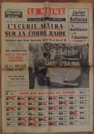 24 H Du Mans 1974.Matra Sur La Corde Raide.Abandon Jarrier-Beltoise.Les GT Vont-elles Faire La Loi ? - Desde 1950
