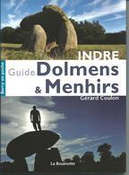 BERRY  : DOLMEN & MENHIRS De L'INDRE  Gerard Coulon - Centre - Val De Loire