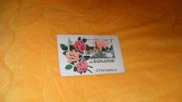 CARTE POSTALE ANCIENNE CIRCULEE DE 1938.../ UN BONJOUR D'HERSEAUX...BELGIQUE  CACHET + TIMBRE - Belgique