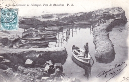 13 - MARSEILLE - Corniche De L Estaque - Port De Mirabeau - L'Estaque