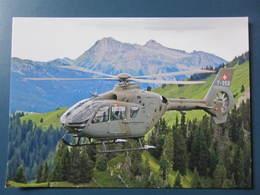 Carte Postale Aviation Eurocopter EC635 - Hélicoptères