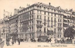 PIE-Z SDV-19-5485 : GENEVE. GRAND HOTEL DE RUSSIE. - GE Geneva