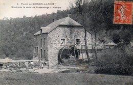 VRESSE SUR SEMOIS - La Forêt - Moulin De Simonis La Forêt - Vresse-sur-Semois