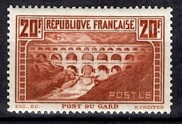France YT N° 262 Neuf *. Gomme D'origine. B/TB. A Saisir! - Francia