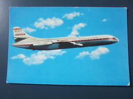 Carte Postale Avion Caravelle VI-R - 1946-....: Era Moderna