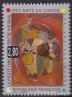 Frankreich, 1993,  2979,  MNH **, Zentrum Für Zirkuskunst, - Unused Stamps