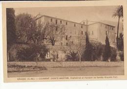 CPA - France 06 - Grasse - Couvent Sainte Marthe - Orphelinat Et Pension De Famille  -  Achat Immédiat - (cd016 ) - Grasse
