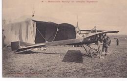 CPA 54 MARIE MARVINGT - Fêtes D'aviation Nancy - Jarville 7 Et 8 Avril 1912 - Marie Marvingt Sur Deperdussin - Nancy
