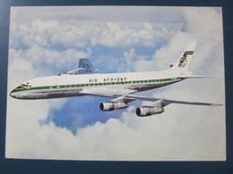 Carte Postale Avion Jet DC-8 Turbofan - 1946-....: Era Moderna