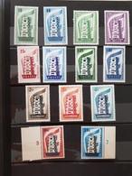 Super Affaire !! Collection Europa 1956-1965 Avec Carte, Enveloppes, Blocs Et Doubles. Cote YT >1800€ - Collections