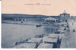 11-LA NOUVELLE -LA PLAGE- VUE DU PHARE - Port La Nouvelle