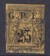 Guadeloupe 1884 Yvert#2 Used - Guadeloupe (1884-1947)