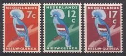 Nederlands Nieuw Guinea NVPH Nr 54/56 Ongebruikt (MLH, Neuf Avec Charniere) - Netherlands New Guinea