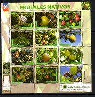 DOMINICANA, 2017,FRUIT, S/S. MNH** - Frutta