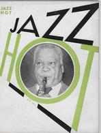 Jazz Hot - N° 25 -  Août Septembre 1948 - Duke Ellington - Sarah Vaughan - Max Roach - JC Fohrenbach - 1900 - 1949