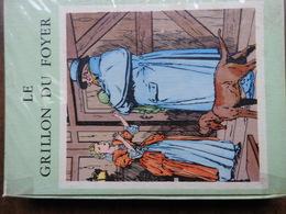 DICKENS Charles : Le Grillon Du Foyer - Bücher, Zeitschriften, Comics