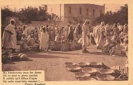 Algerie Texte Pierre Aguetant Un Marché Dans Le Sud , Au Bienheureux Pays Des Dattes ... - Algérie