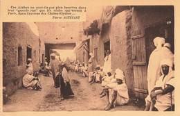 Algerie Texte Pierre Aguetant La Grande Rue à Sidi Okba ,  ... - Algérie