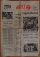 24 H Du Mans 1976.Gulf L'emporte à La Distance,Ligier à L'applaudimètre.Quadruplés à Saint-Germain-du-Corbéis. - Desde 1950