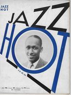 Jazz Hot - N° 28 - Décembre 1948 - Hommage à Charlie Christian - Kid Ory - 1900 - 1949
