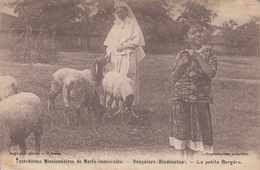 BANGALORE ( Hindoustan )  La Petite Bergère - India