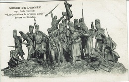 75007-PARIS-HOTEL DES INVALIDES-LES GRENADIERS DE LA VIEILLE GARDE-NAPOLEON-Histoire-Empire - Histoire