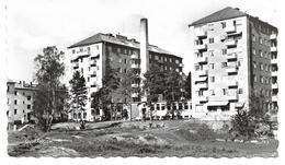 4190c: AK Schweden 1962, Gubbängen, Gelaufen - Schweden