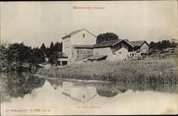 Cp Mirecourt Lothringen Vosges, Le Neuf Moulin - France