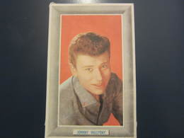 Image Vintage Johnny Halliday - Chanteurs & Musiciens