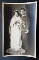 Fotokarte Potraitfoto Ordensträger, Infanterie Sturmabzeichen, Kleine Bandspange - Dokumente