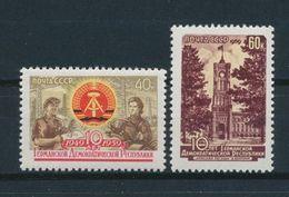 ZSRR 1959 MI. 2271-72** MI. 2 EUR - 1923-1991 UdSSR