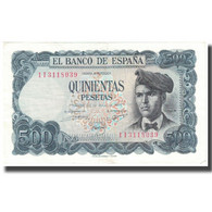 Billet, Espagne, 500 Pesetas, 1971, 1971-07-23, KM:153a, SUP+ - [ 3] 1936-1975 : Regime Di Franco