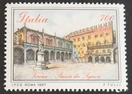 ITALIE  YT 1757 NEUF  ANNÉE 1987 - 1981-90: Ungebraucht