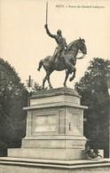 57 - Metz - Statue Du Général Lafayette - Voir Scans Recto-Verso - Metz