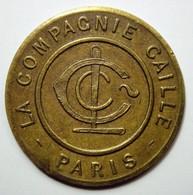 Compagnie Caille - 10c - Monetari / Di Necessità