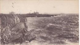 06. CAP D'ANTIBES . CPA.  . LA POINTE EXTRÊME DU CAP. ANNÉE 1919 + TEXTE - Cap D'Antibes - La Garoupe