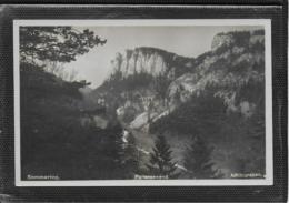 AK 0394  Semmering Polleroswand Und Adlitzgraben / Verlag Ledermann Um 1931 - Semmering
