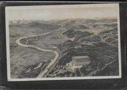 AK 0394  Walhalla - Panorama-Reliefkarte Um 1920-30 - Regensburg