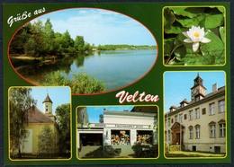 D1212 - TOP Velten - Bild Und Heimat Reichenbach - Qualitätskarte - Velten