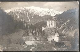 Begunje - Lambergerjeva Razvalina - Begunjščica - žig Vilfanova Koča Na Begunjščici - Slowenien