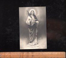SICILIA : ST LUCIA Ora Pro Nobis Virgin & Martyr Of The Year 304 - Italia