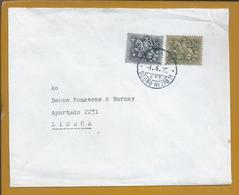 Obliteration Of Portuguese Railways 'Condução Douro Misto II' 1970. Auslöschung Portugiesischen Eisenbahnen 'Mixed Douro - 1910-... République