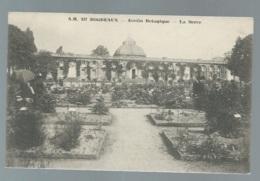 N°112 Bordeaux -  Jardin Botanique - La Serre -  - Maca0451 - Bordeaux