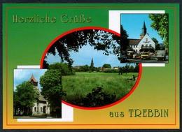 D1228 - TOP Trebbin - Bild Und Heimat Reichenbach - Qualitätskarte - Trebbin