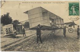 Lot De 12 CPA Surle Thème De L'Aviation. La Plupart Animées, 6/12 Ont Circulé De 1908 à 1911. - Aviación