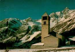 Dep 04 , Cpm HAUTE UBAYE , 1692 , Eglise De MAURIN (16053) - Frankreich