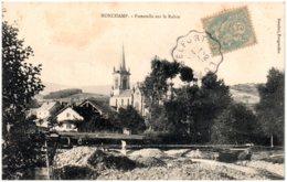 70 RONCHAMP - Passerelle Sur Le Rahin - Andere Gemeenten